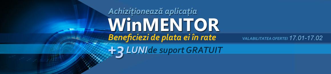 Promotie WinMENTOR