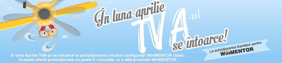 Promotia de Paste WinMENTOR APRILEI